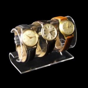 Uhrenständer für drei Uhren