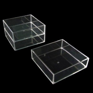 Organizer Schale 160 x 50 x 160 mm