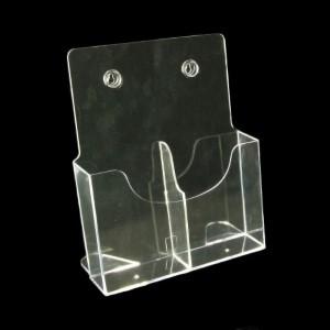 Prospektständer 2 x DIN lang Multifunktion