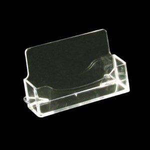Visitenkartenhalter aus Polystyrol