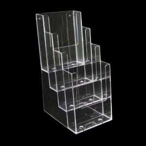 Multibox 4 x DIN lang Hochformat