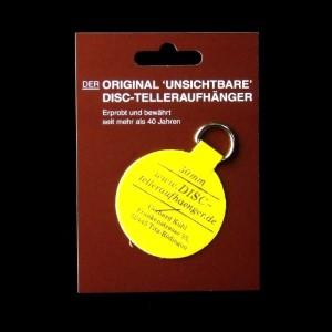 DISC-Aufhänger 50 mm, für Teller bis 15 cm