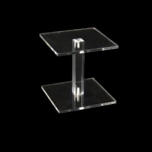 Vierkantsäulen 100 x 100 mm, 100 mm hoch, viereckig