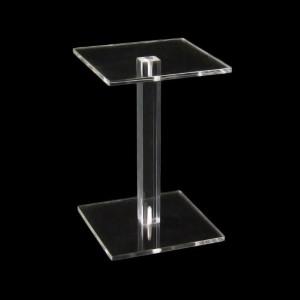 Vierkantsäulen 100 x 100 mm, 150 mm hoch, viereckig
