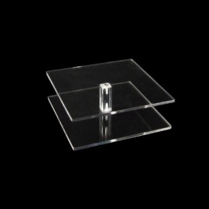 Vierkantsäulen 150 x 150 mm, 50 mm hoch, viereckig