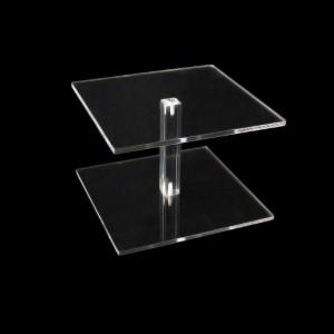 Vierkantsäulen 150 x 150 mm, 100 mm hoch, viereckig