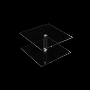 Vierkantsäulen 200 x 200 mm, 100 mm hoch, viereckig
