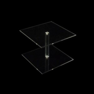 Vierkantsäulen 200 x 200 mm, 150 mm hoch, viereckig