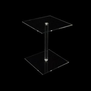 Vierkantsäulen 200 x 200 mm, 250 mm hoch, viereckig