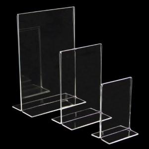T-Ständer in DIN Größen Hochformat
