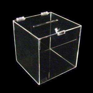 Einwurf-, Losbox 25 cm