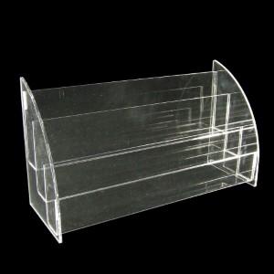 Prospektcenter ohne Einteilung Acrylglas